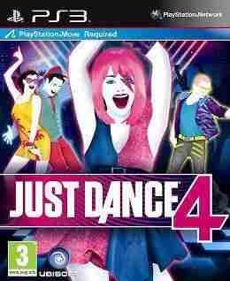 Descargar Just Dance 4 [MULTI][Region Free][FW 4.2x][DUPLEX] por Torrent